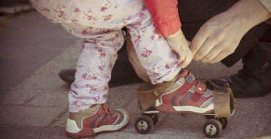 patines de hierro