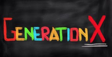 generación X texto