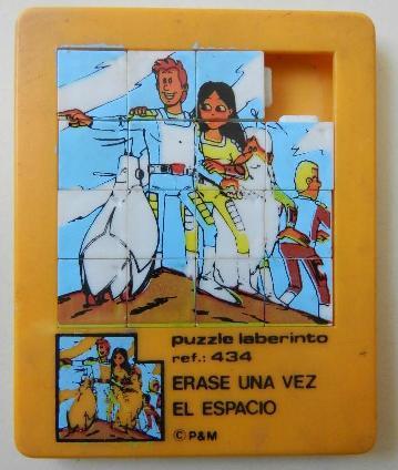 puzzles laberinto años 80