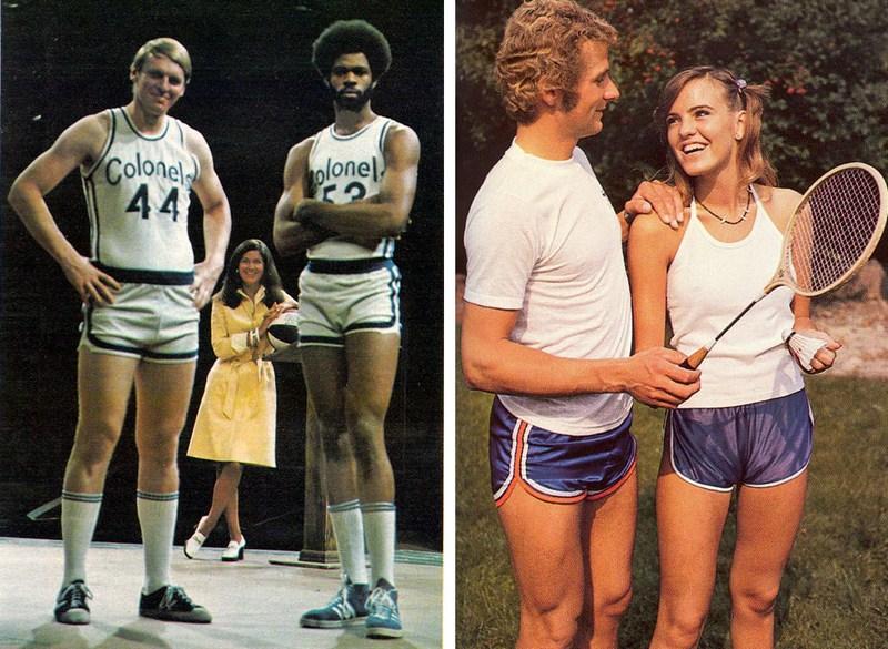rockys pantalones cortos años 80
