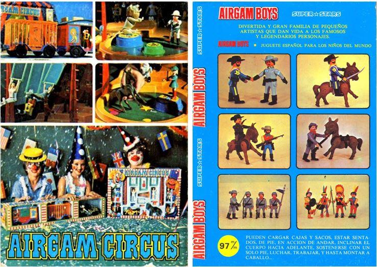 anuncios airgam boys años 80