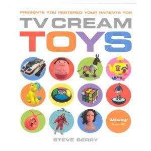 TV Cream Toys libro
