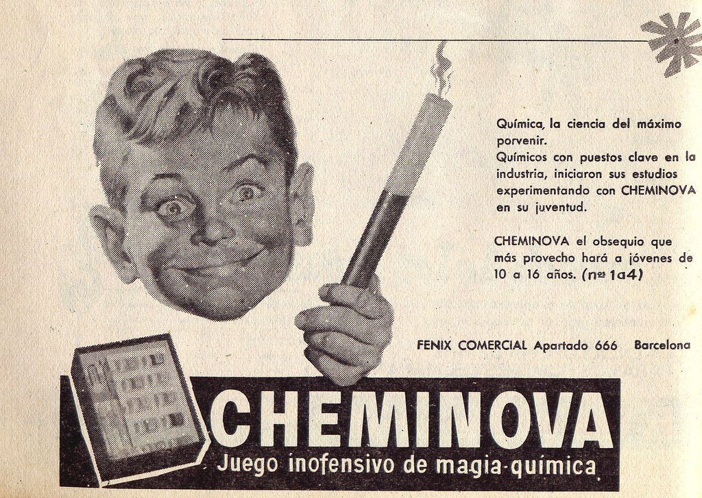 cheminova anuncio antiguo