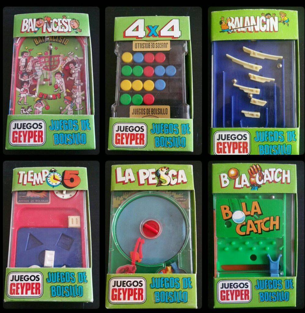 juegos de bolsillo geyper