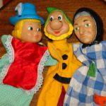 marionetas de guante