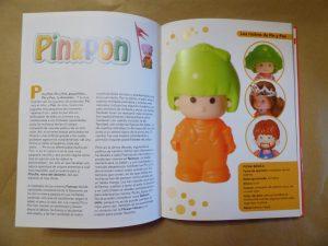 toyland libro muñecas