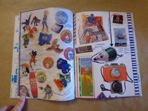 libro papel y plástico