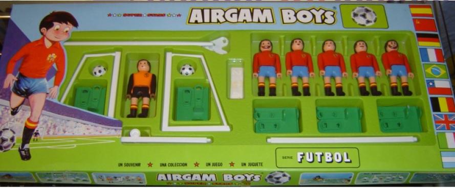 airgam boy selección española