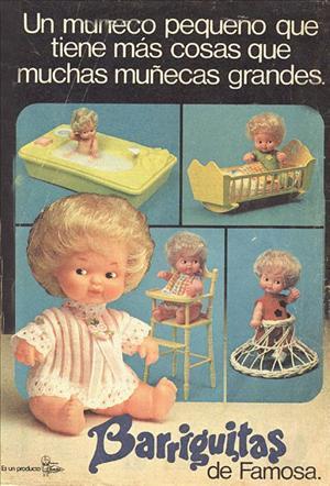 barriguitas muñecas