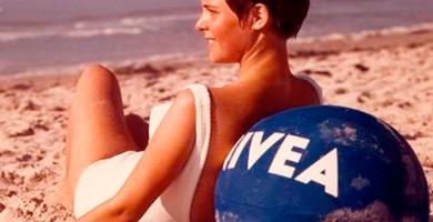 anuncio nivea años 80