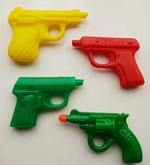 pistolas de agua años 80