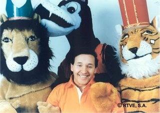 Torrebruno con sus tigres y leones