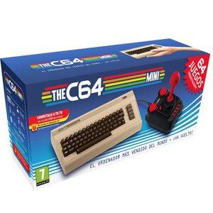 the c64 consola retro