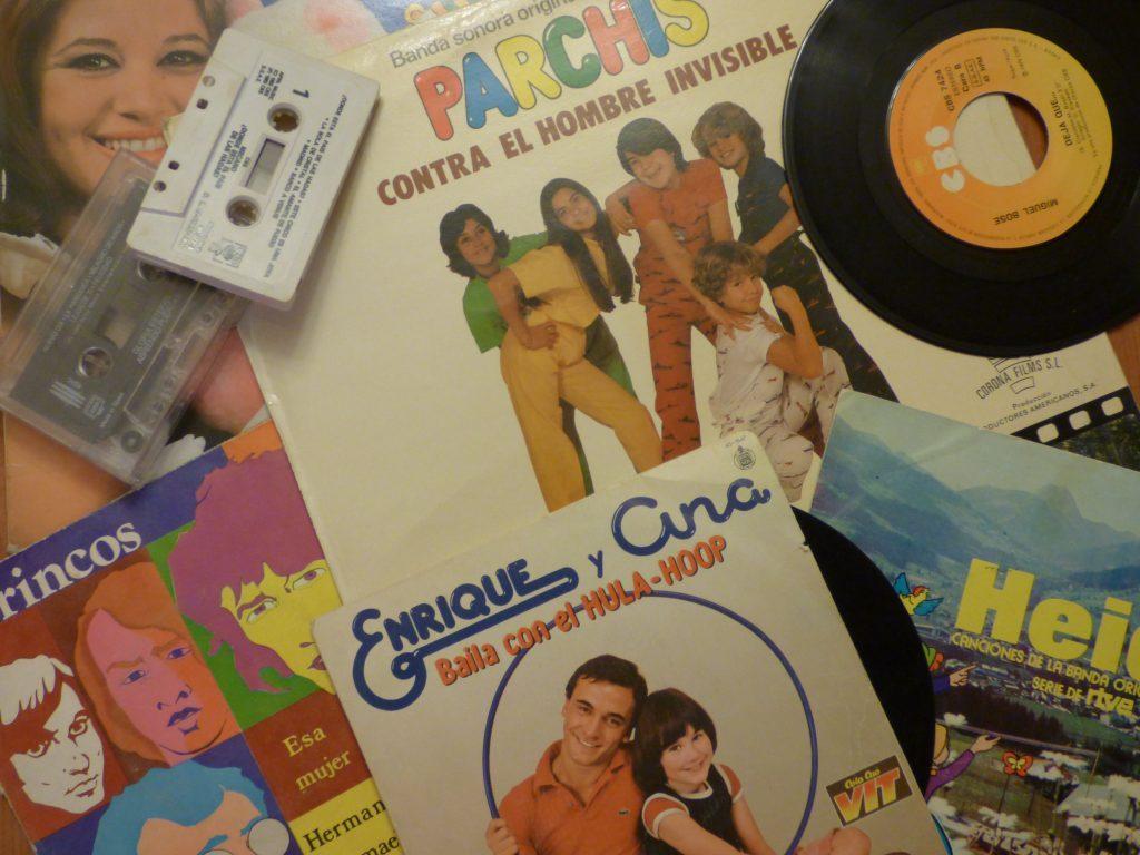 música infantil de los 80
