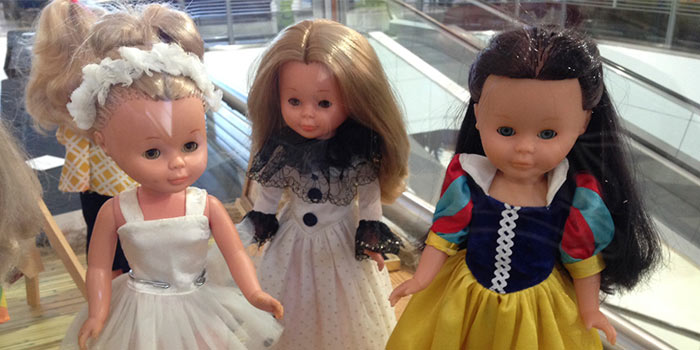 nancy muñeca española