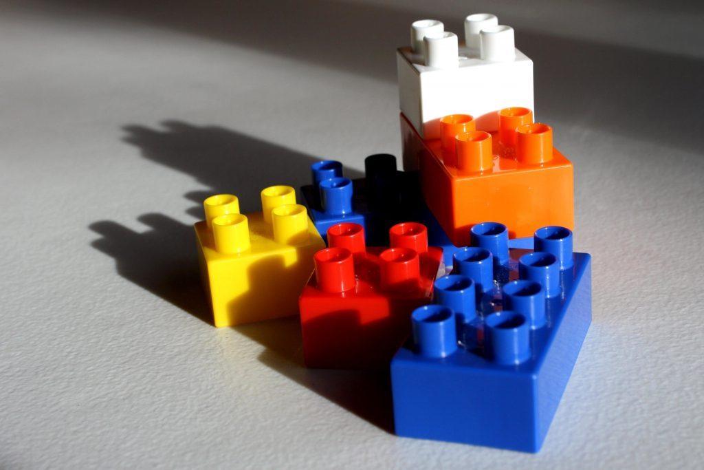juegos de construcción lego tente