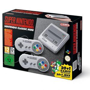 Consola Super Nintendo Mini