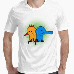 camiseta gallifante juego de niños