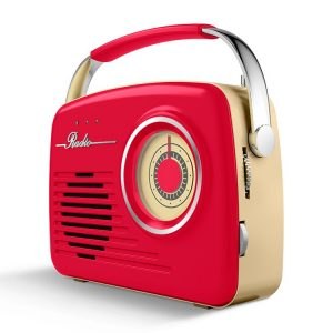 radio estilo vintage