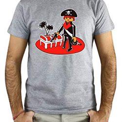 camiseta click pirata famobil