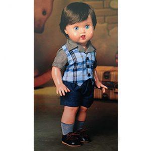 reedición muñeco juanin de mariquita perez