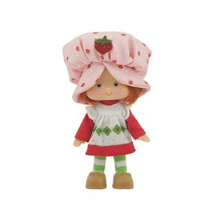 Charlotte aux Fraises reedición muñeca años 80