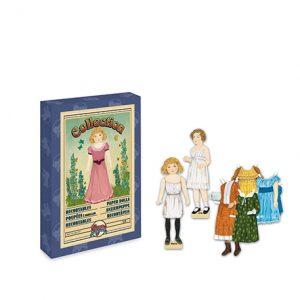 comprar muñecas recortables vintage