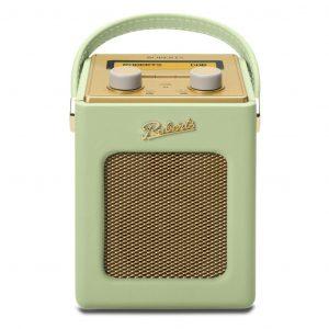radio estilo retro revival vintage
