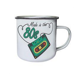 taza retro años 80