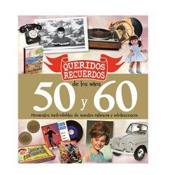 libro recuerdos años 50 y 60