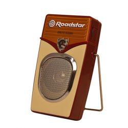 roadstar radio vintage portatil