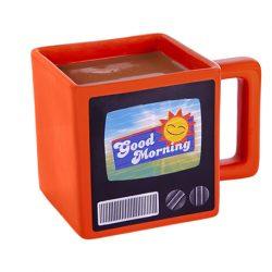 taza tv retro