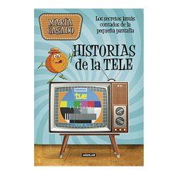 libro historias de la tele